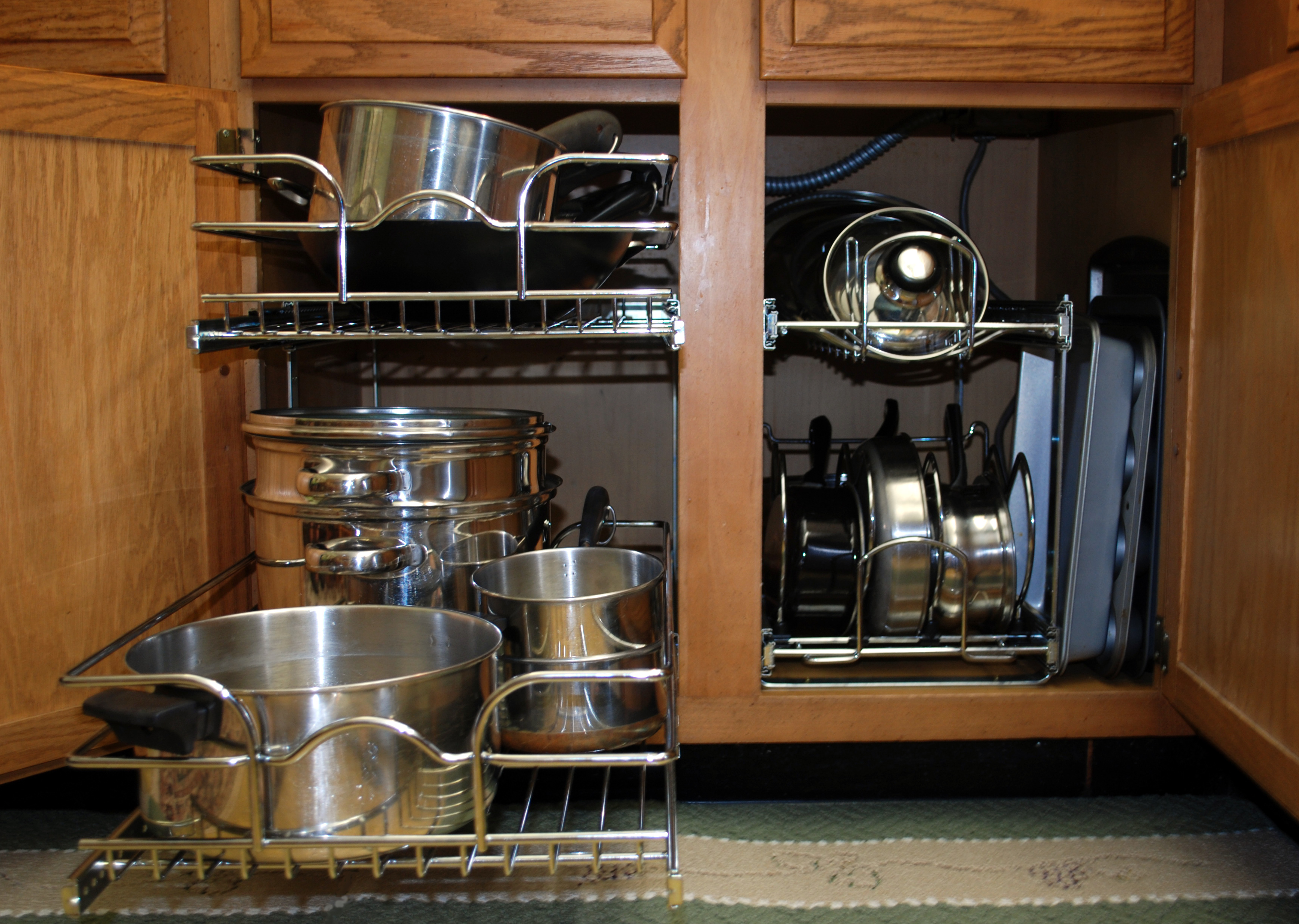 Hardware organizers reinvent Best way to organize kitchen cabinets and drawers