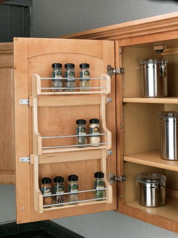 back of door spice rack plans free download plans simple