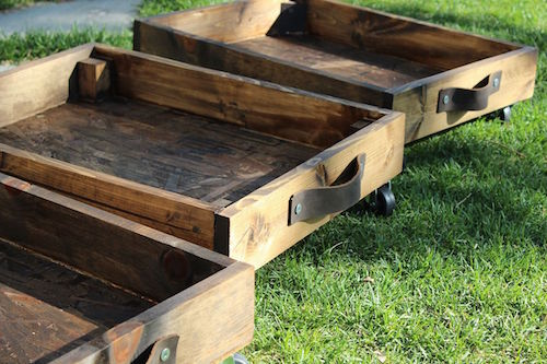DIY-Rolling-Storage-Cart-Finished-Project-Three